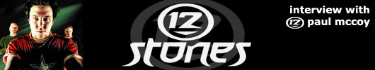 12 stones interview with paul mccoy