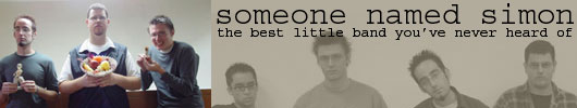 someone named simon: the best little band you've never heard of