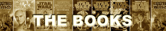 STAR WARS: THE BOOKS