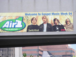 Switchfoot Welcomes Us To GMA - Click for our photo gallery!